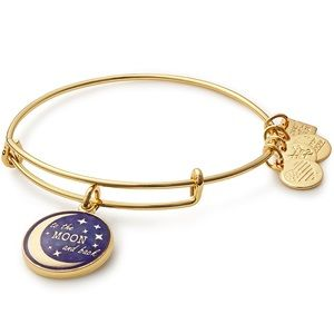 💫💫💫ALEX AND ANI Stellar Love Charm Bangle